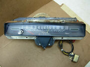 1965 1966 Pontiac Catalina Orig Speedometer With Factory Speed Warning And Buzzer