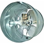 In-line Duct Air Booster Fan,no Db208, Suncourt Inc