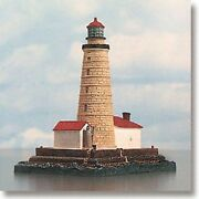 Harbour Lights Spectacle Reef Michigan Lighthouse Hl410stamped