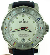 Corum Admiraland039s Cup Ref 982.530.20 Watch - Date Stainless Automatic Chronometer