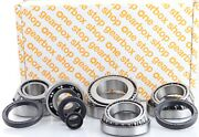 Audi A4 / A6 Vw Passat 012 5 Speed Gearbox Bearing And Oil Seal Rebuild Kit