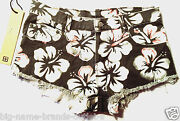 Ksubi Shorts And039alberceque Cut Off Altered Floraland039 New Size 26 Au8 Us4 Xs Womens