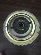 90 And039s Dt 115 Hp Suzuki V4 Outboard Motor Engine Flywheel Rotor Freshwater Mn