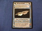 Star Wars Ccg Death Star Ii Mon Calamari Star Cruiser
