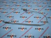 1950-1952 Buick Hood Release Cables Stainless Steel Pair. Oem 1342493