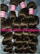 18 Loose Curl Hair Weave Extension