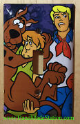 Scooby-doo Toggle Rocker Light Switch Power Outlet Wall Cover Plate Home Decor