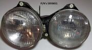 67 Oldsmobile Delmont 88 Headlight Assembly P/nand039s Gm 5959651 L-h Drivers Side