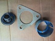 Jeep Willys Mb Ford Gpw Cj2a Cj3a M38 Thermostat With Retainer Gasket G503 G740