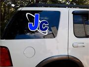 Custom Logo Vinyl Decal Graphic Sticker 3 Colors Business Logo Business Signs