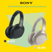 Sony Wh-1000xm3 Bluetooth Noise Canceling Stereo Headphones Free Shipping