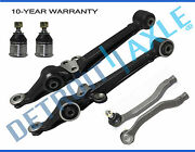 New 6pc Front Lower Control Arms + Suspension Kit For Honda Accord Acura Cl