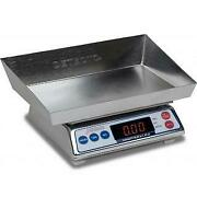 Detecto Stainless Steel Wet Diaper Scale