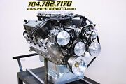 Ford 427 Aluminum Crate Engine Borla Stack Efi Holley Hp Fuel Injection 575hp