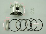 90cc Piston And Rings For Chinese Atvs Dirt Pit Bikes With Honda Clone Motors