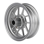 Ncy Front Wheel Replacement Silver 10 Spoke For Honda Ruckus