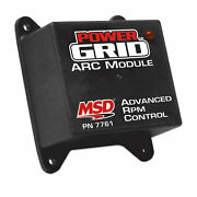 Msd Ignition 7761 Rev Limiter Power Grid System Traction Control/