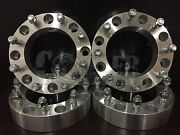 4x 1.5 8x170 Wheel Spacers Fit Ford Excursion F-250 Super Duty Heavy Duty Truck