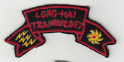 Wartime Special Forces Itg / Fank Tab / Sf Insignia, Long Hai Training Center
