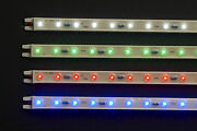 Boat Deck/cabin/gunwhale Bright Light 2and039 Led 12v Strip White Waterproof