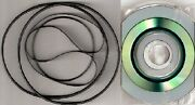 Sony Tc-770 Tc-772 Reel-2-reel Belts +free Shipping With Or Without Manual On Cd