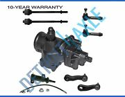 8pc Complete Front Suspension Power Steering Gearbox Chevrolet Truckand039s 1500