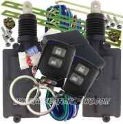 Ford F100 F250 F150 F350 And Bronco Ute / Truck - Remote 2 Door P0wer L0cking Kit