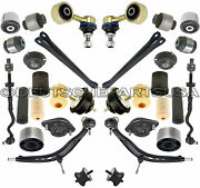 Front Rear Control Arm Tie Rod Bushings Suspension Kit 32 For Bmw E36 325i 328i