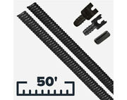 Spartan Type .66 X 50and039 Double Wound Sewer Cable