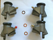 New 1959 1960 1961 1962 Plymouth Brake Wheel Cylinder Set All 6 Included