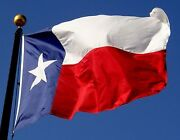 Texas State Flag Heavy Duty Nylon American Material And Labor