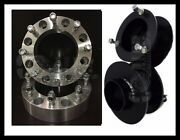 3 Inch Front Leveling Kit And Wheel Spacers 2 Fits Dodge Ram 2500 3500 94-13