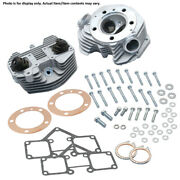 Sands Cycle - 90-1498 - Super Stock Cylinder Head Kit 1979-1984 Harley Big Twin