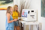 Zebra Instant Smartphone Photo Prints And Gifts Vending System