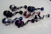 Accurate New Boss Valiant 300 Reel Choose The Color Free/fast Shipping