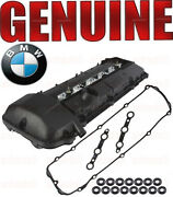 Genuine Bmw Valve Cover With Gasket And Grommets 11 12 1 432 928