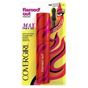 Cover Girl Flamed Out Max Volume Mascara You Choose Color