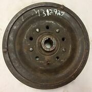 1949 Desoto Left Rear Hub And Brake Drum Assembly, New Old Stock