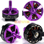 Brotherhobby R2 2205 1750kv 6s Motor For Fpv Quad Race Free-style 4pc Set New