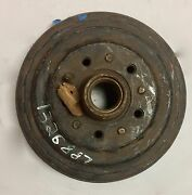 1951-1954 Plymouth Brake Hub And Drum Left Front New Old Stock