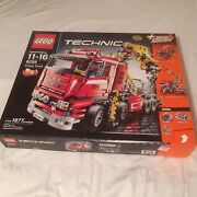 Lego Technic 8258 Crane Truck With Power Functions Set New/sealed