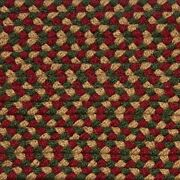Green Red Camel Country Braided Area Rug And Runner Many Sizes Available