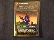 Star Wars Ccg Reflections Ii 2 Foil Ig-88 With Riot Gun