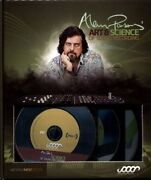 Alan Parsons The Art And Science Of Sound Recording 3 Dvd Set