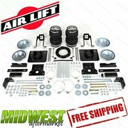 Air Lift Load Lifter 5000 Adjustable Air Springs 2005-2010 Ford F250 F350 4wd
