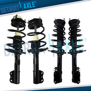 Front And Rear Struts W/ Coil Spring For 2004-2006 Lexus Es330 Toyota Camry Solara
