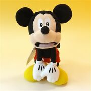 The Frozen Mickey Mouse Plush Doll Tower Of Terror Tokyo Disney Sea Limited Tdr