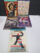 5 Swann 19th/20th Century Prints Drawings 2011 Auction Catalogs Posters Modern +