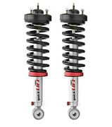 2014 Ford F150 4wd Rancho Quicklift Quick Lift Front Leveling Struts