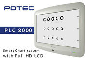 Digital Acuity System With Full Hd Lcd Potec Plc-8000 Made In Korea New
